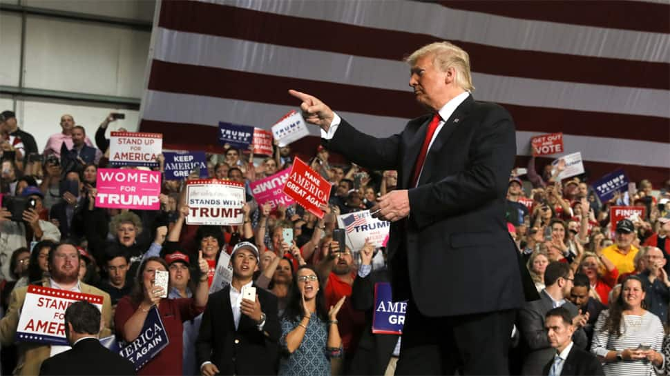 US mid-term polls close in 8 states in key election for Donald Trump