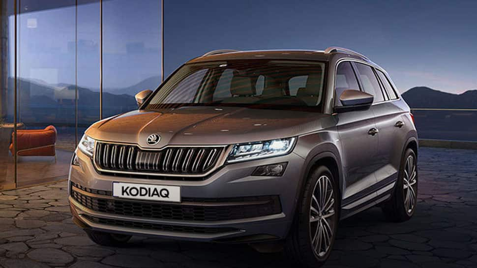 Skoda Kodiaq Laurin & Klement launched in India at  35.99 lakh
