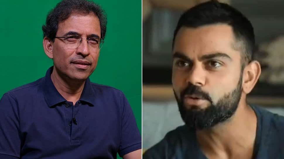 Bubble most famous people slip into: Harsha Bhogle takes on Virat Kohli for asking fan to 'leave India'