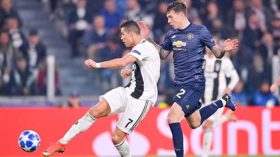 Ronaldo bemoans Juventus's Champions League ''present'' to Manchester United