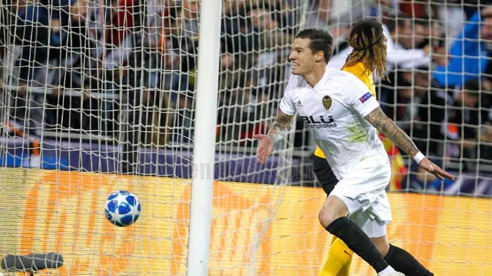 UEFA Champions League  Carlos Soler stars as Valencia boost last-16 hopes 1f35a30888458
