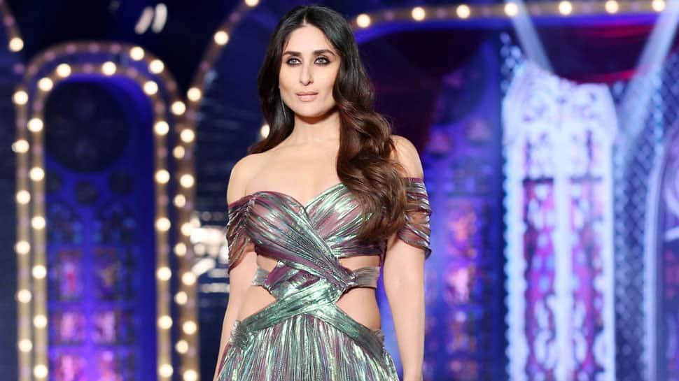 Kareena Kapoor Khan spills magic in a green saree at Karan Johar's Diwali bash—Pics inside