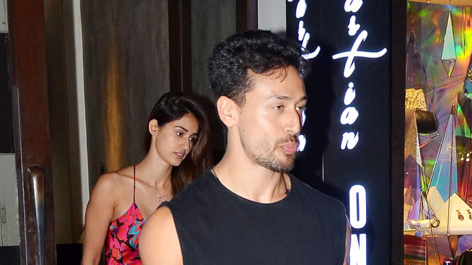 Disha Patani gives style inspiration as she steps out with rumoured beau Tiger Shroff—Pics