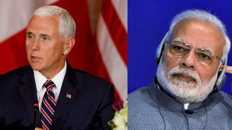 US Vice President Mike Pence to meet PM Narendra Modi next week, says White House