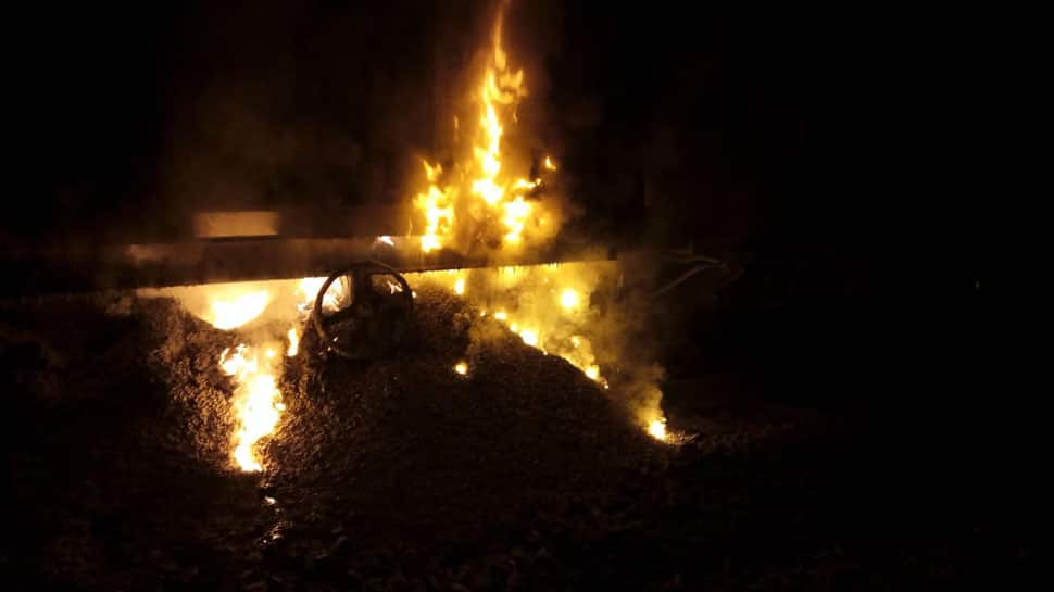 Maharashtra: Two wagons of train catch fire in Palghar district; 12 trains cancelled