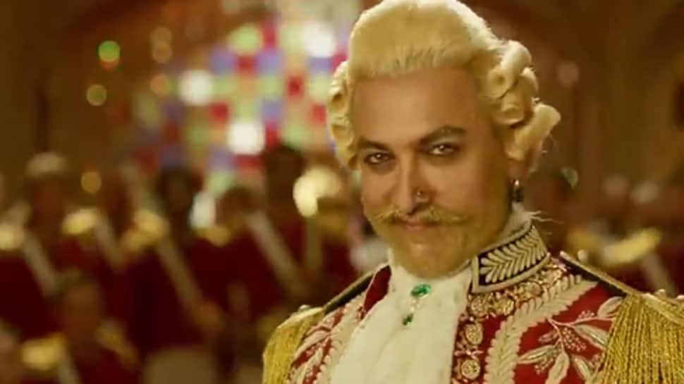 'Thugs of Hindostan' smashes records, crosses Rs 50 crore mark at the Box Office