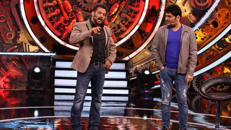 Salman Khan to produce The Kapil Sharma Show 2, shooting to