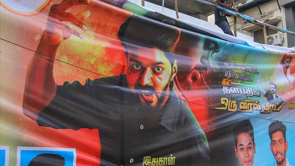 Sarkar film row: Madras court restrains Tamil Nadu Police from arresting AR Murugadoss