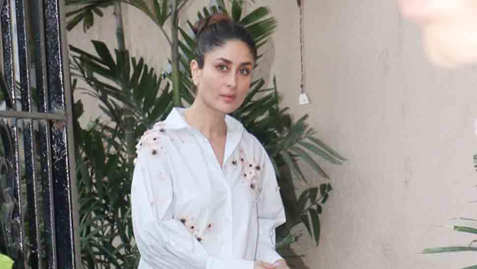 Kareena Kapoor Khan slays it in boxy shirt, denim — Photos inside