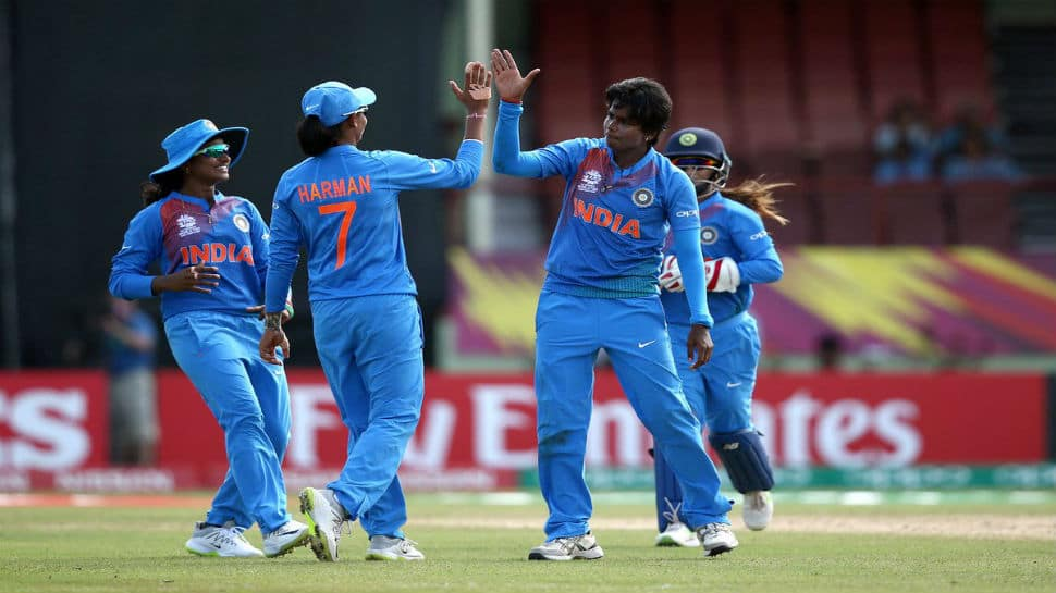 ICC Women's T20 World Cup: India thrash New Zealand by 34 runs