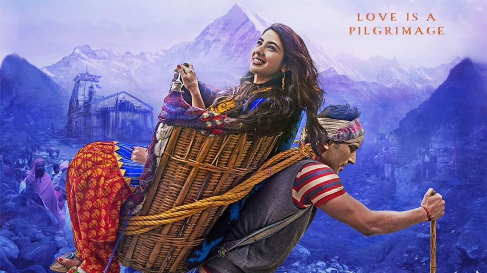 Kedarnath trailer starring Sushant Singh Rajput, Sara Ali Khan to be out in November