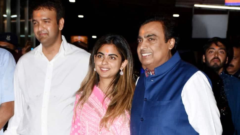 Isha Ambani-Anand Piramal wedding invite is all things royal