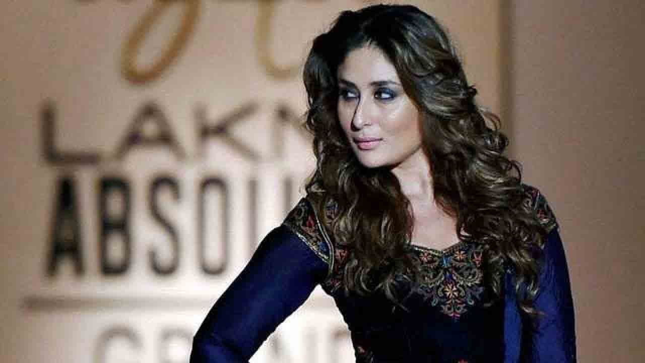 Kareena Kapoor Khan heads to Amaravati to attend an award function