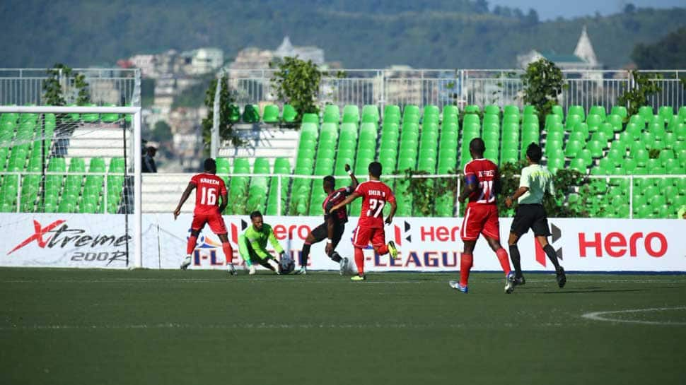 I-League: Lancine Toure's double helps Minerva register first win of season
