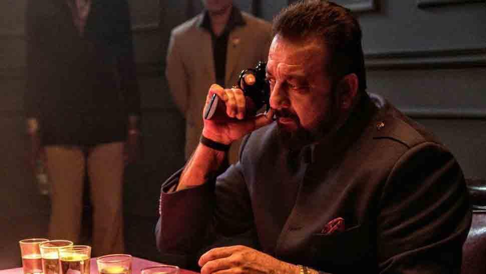 Sanjay Dutt hurls abuses at photographers at his Diwali party