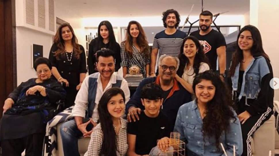 Arjun Kapoor's wish for dad Boney Kapoor will melt your heart-See inside