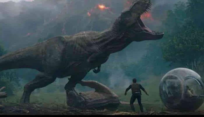 'Jurassic Park' art show to mark its 25th anniversary