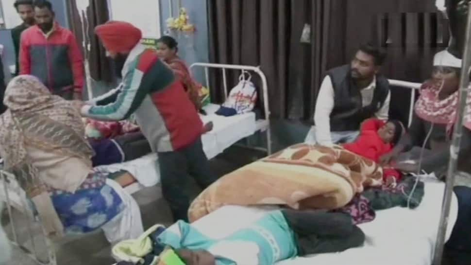 9 children fall ill in Punjab after eating fruit plucked from a tree
