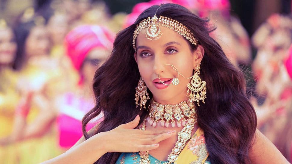 Dilbar Arabic version: Nora Fatehi shares new still from the song