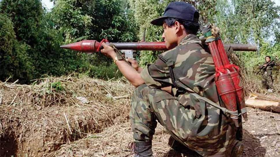 North-East based insurgent group NSCN (K) splits, new faction formed