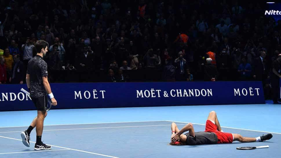 ATP Finals: Zverev so proud after astonishing finale in London