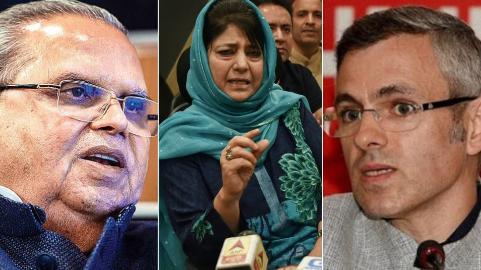 Political storm in J&K as Governor dissolves Assembly; PDP-NC-Congress target Centre