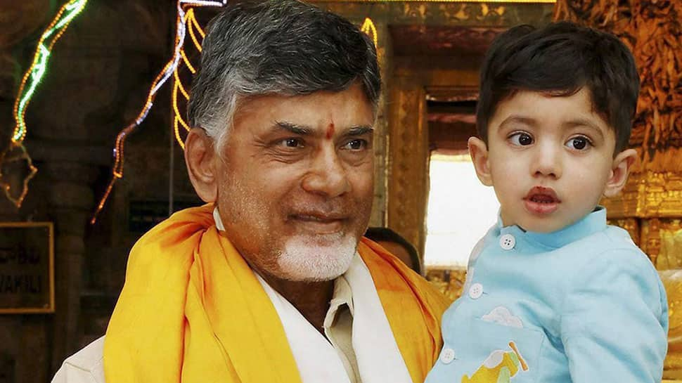 AP CM Chandrababu Naidu's grandson nearly six times richer than him
