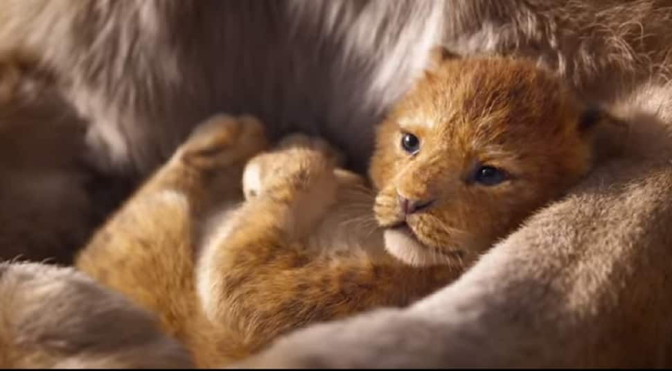 'The Lion King' trailer makes second biggest debut ever