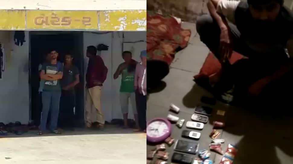 Pan masala, mobile phones being sold in Gujarat jail, alleges 'video filmed by inmates'