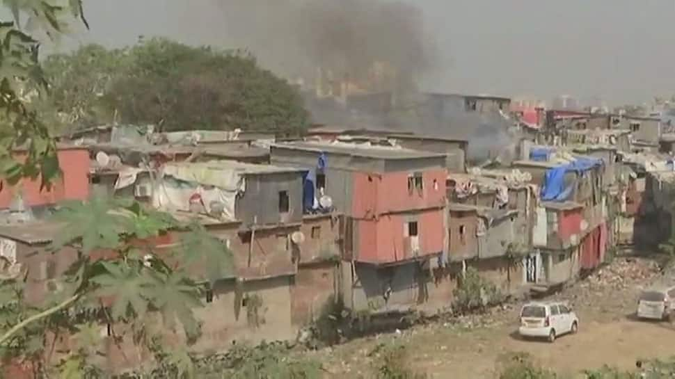 Fire breaks out at Shastri Nagar slum in Mumbai's Bandra, 15 huts gutted