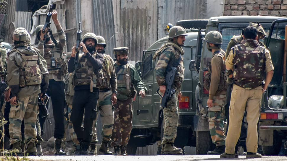 Budgam encounter: 2 terrorists killed in Chattergam, operations underway