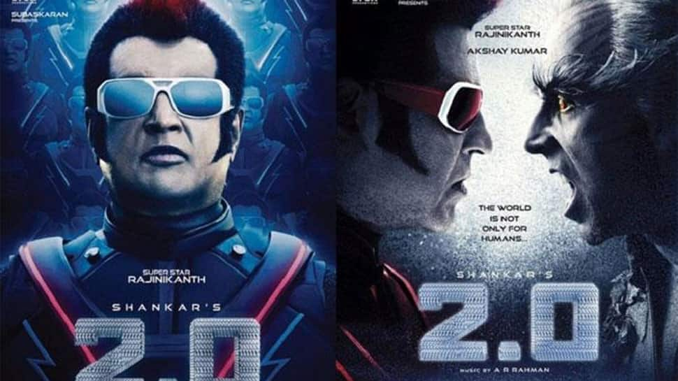 Rajinikanth-Akshay Kumar's '2.0' leaked online, fans urge makers to take action against Tamilrockers