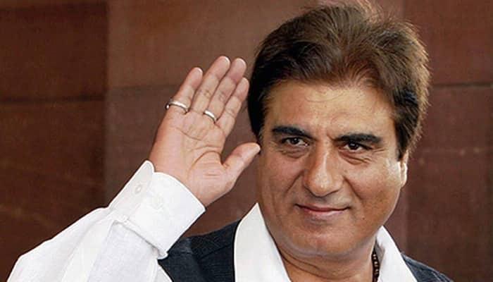 Congress leader Raj Babbar calls PM Narendra Modi, Amit Shah gangsters, triggers row