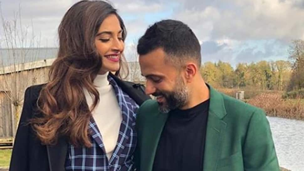 Sonam Kapoor Ahuja's post with hubby Anand Ahuja is heartwarming—Pics