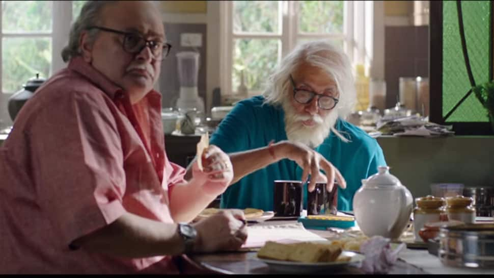 Amitabh Bachchan, Rishi Kapoor's '102 Not Out' gets a slow start in China