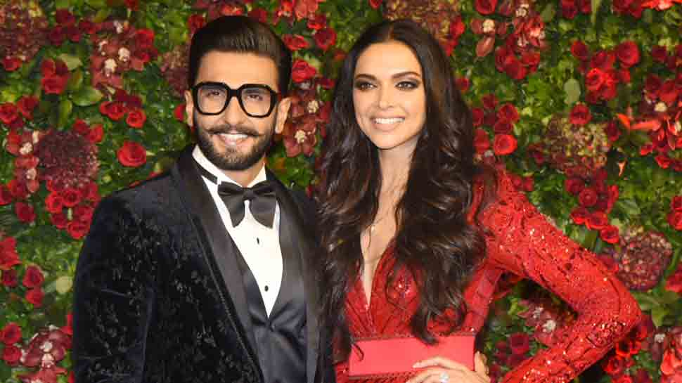 Deepika Padukone, Ranveer Singh spill magic at second Mumbai reception — In Pics