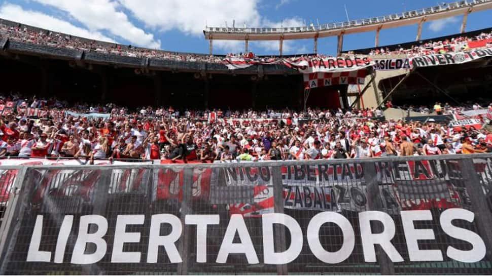 River Plate reject Copa Libertadores final in Madrid