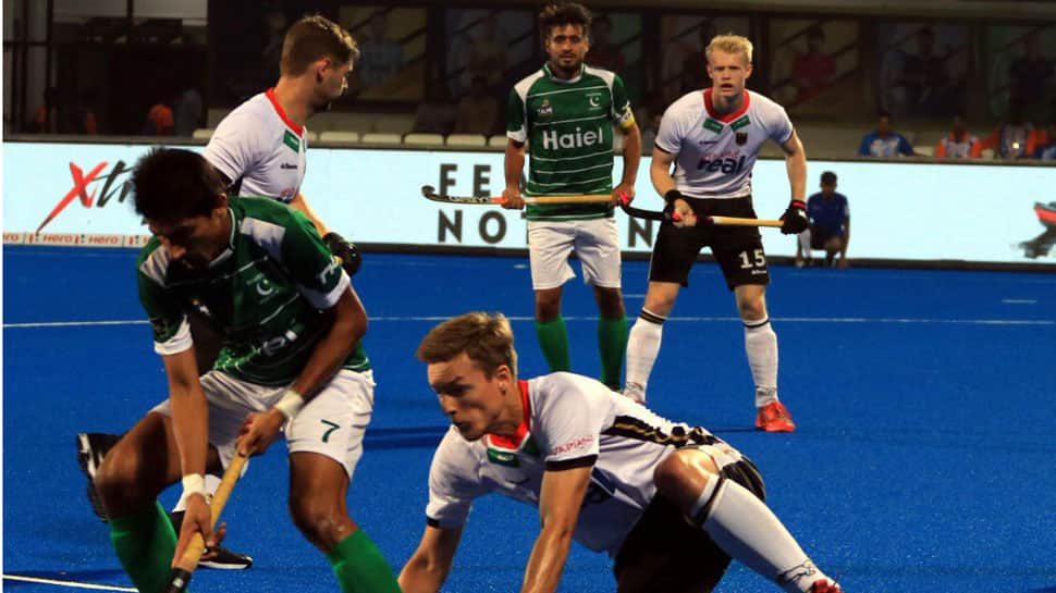 Hockey World Cup: Germany edge past Pakistan 1-0 in opener