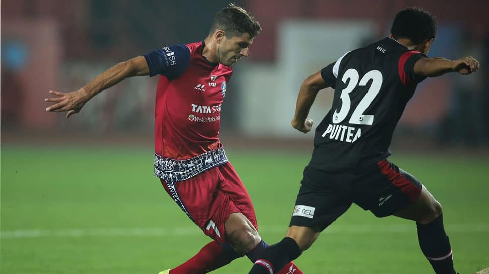 ISL: NEUFC move up despite goalless draw against Jamshedpur FC