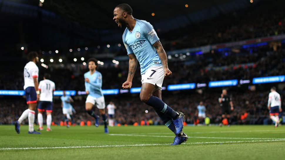 Premier League: Manchester City extend lead at top, Manchester United salvage draw