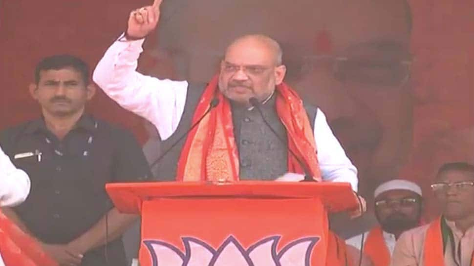 KCR burdened Telangana with crores of rupees by opting for early polls: Amit Shah