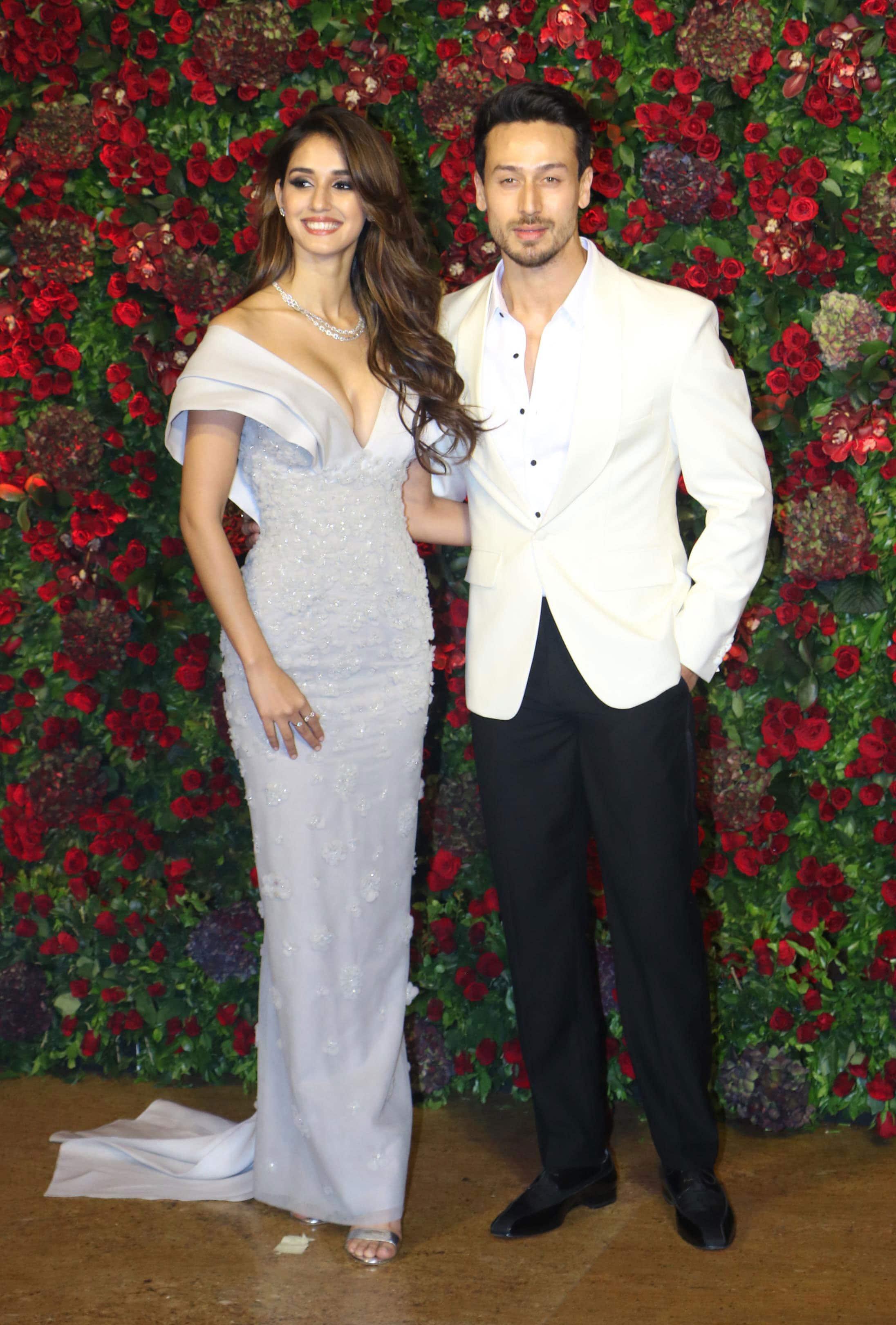 Photo Gallery: Rumoured couple Disha Patani and Tiger ...