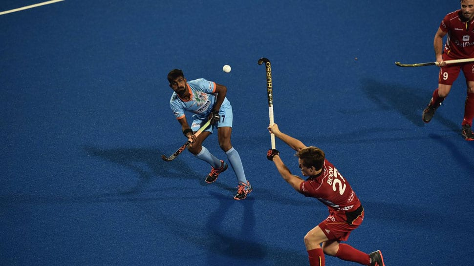 Hockey World Cup 2018- India draw 2-2 against Belgium
