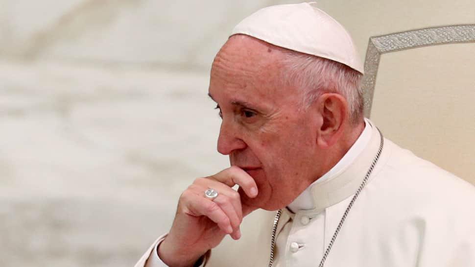 Be celibate or leave the priesthood, Pope Francis tells gay priests