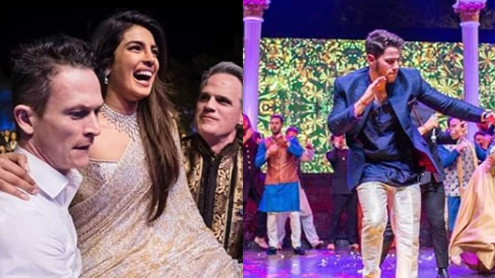 Fans are awestruck by Priyanka Chopra- Nick Jonas' sangeet pics—Check out reactions