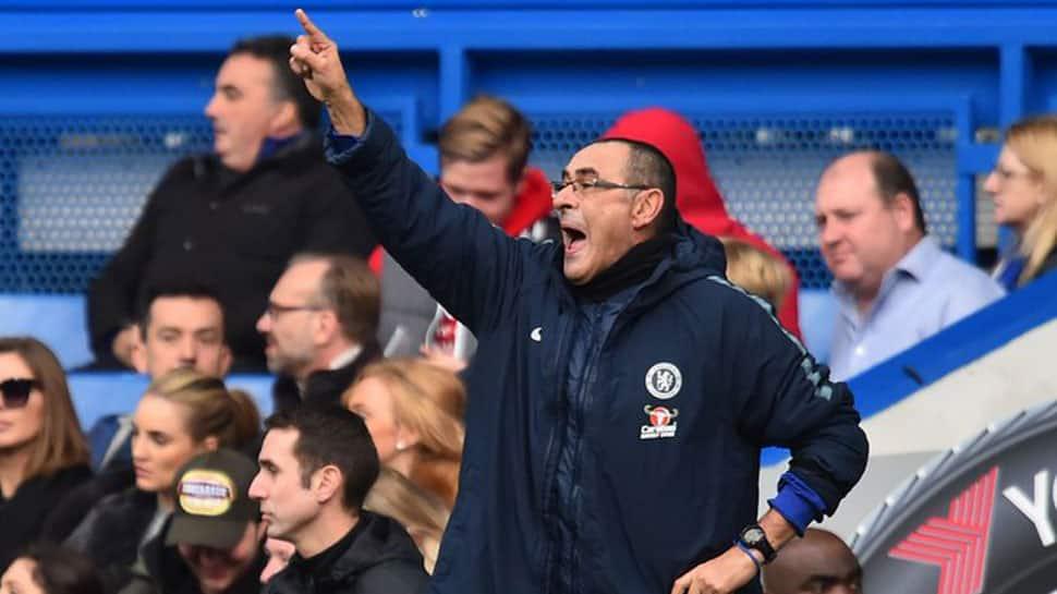 EPL: Sarri breathes easier as nervous Chelsea sink Fulham