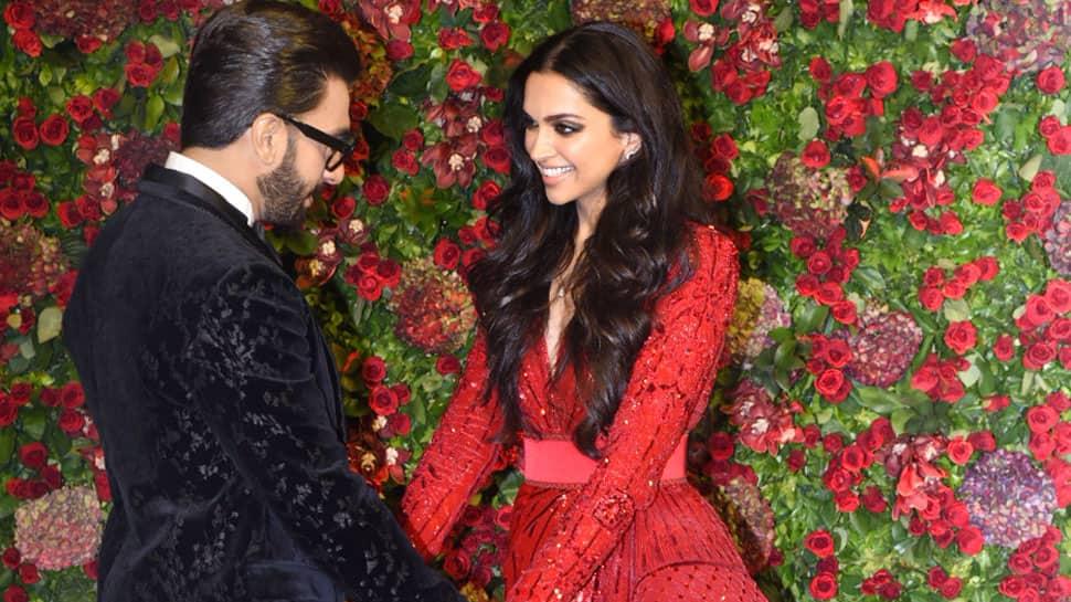 Deepika Padukone and Ranveer Singh danced with the Bachchans in true filmy style—See inside pics