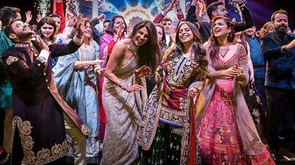 Ladkawalas stumped us: Parineeti Chopra on Priyanka Chopra's sangeet ceremony