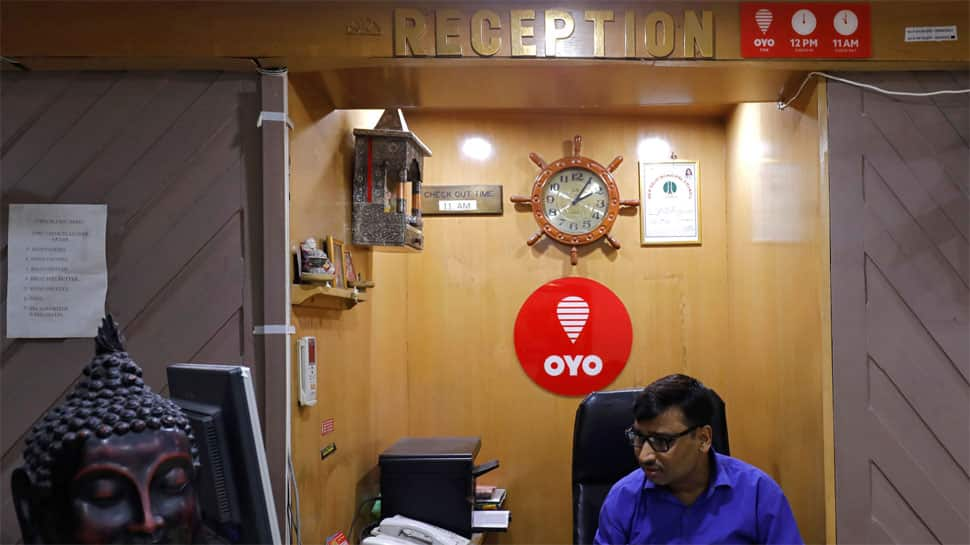 Grab invests $100 million in Indian hotel startup OYO