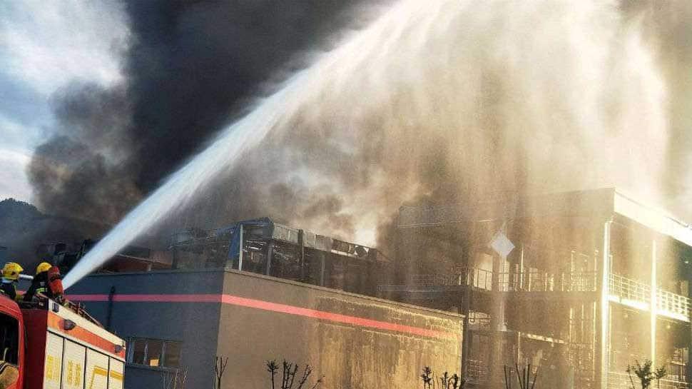 Ammonia gas leaks at chemical plant in Maharashtra, 14 people hospitalised